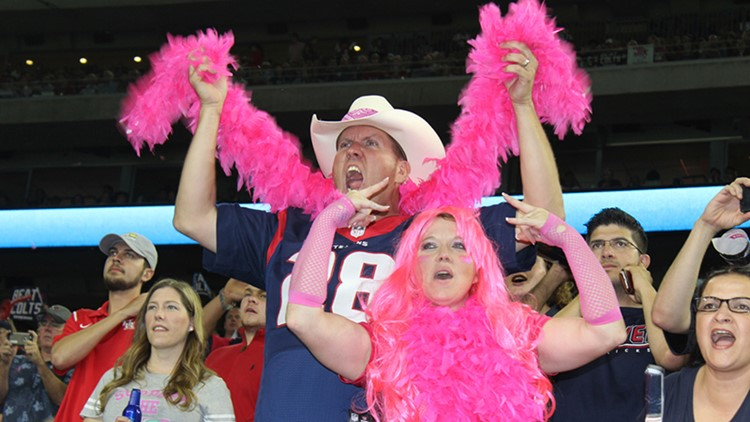 Houston Texans announce themes for 2021 home games
