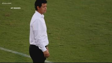 Dynamo part ways with head coach Wilmer Cabrera