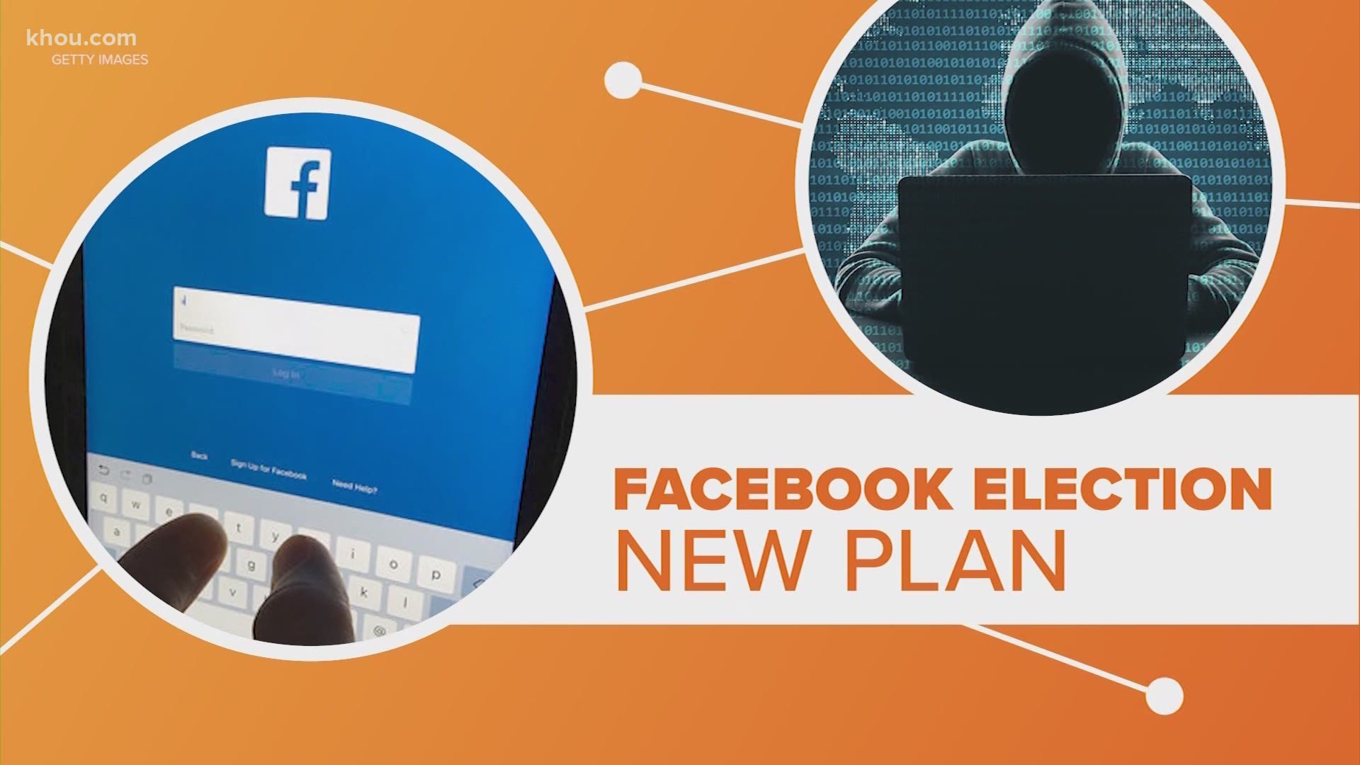 Election 2020 Facebook Wants To Crack Down On Misinformation Khou Com