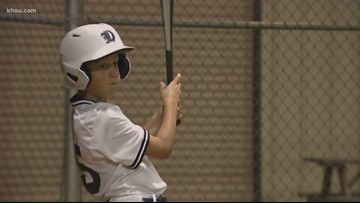 Rare heart procedue helps young baseball player