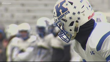 Athlete of the Week: Klein's Tyson Thompson has already dealt with pressure