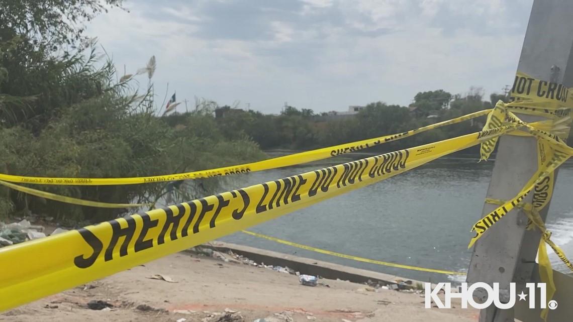 Haitian migrants still camping under Del Rio bridge near Texas-Mexico border
