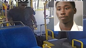 Cameras caught him masturbating on a METRO bus. A Harris County judge rejected his criminal case.