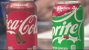 Taste-testing new holiday Coke flavors