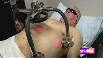 The Zerona Laser at Innovative Lasers of Houston