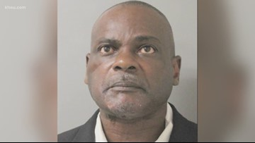Why was ex-HPD cop Gerald Goines charged with felony murder?
