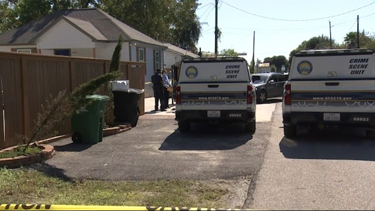 Man charged with murder, accused of shooting step-father to death in SE Houston