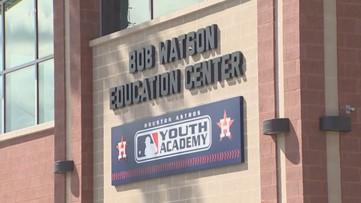 Astros honor Bob Watson with center dedication