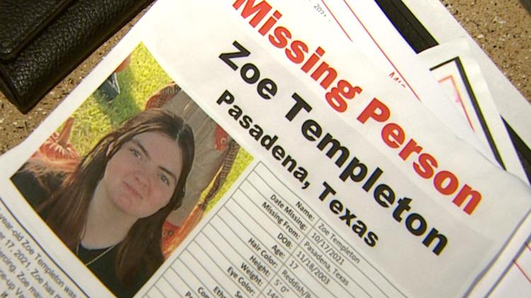 Texas EquuSearch joins search for 17-year-old Pasadena girl who has been missing for a week