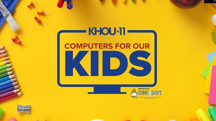 Don't toss out your old computer devices. Donate them now thru August 13