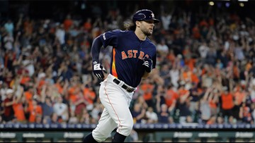 Astros trade Jake Marisnick to Mets for two prospects