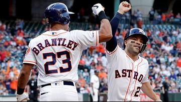 Astros complete series sweep of New York Yankees