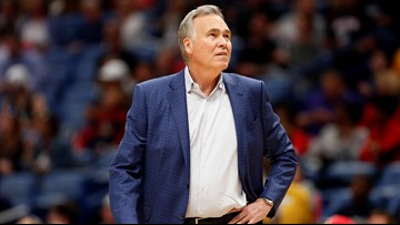 No agreement reached between Rockets, D'Antoni on contract extension