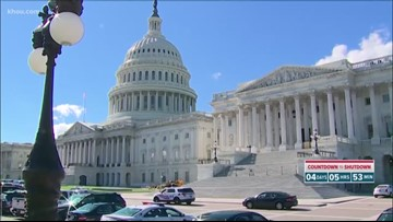 Government workers preparing for another possible shutdown