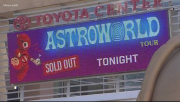 Travis Scott back in Houston for second leg of Astroworld tour