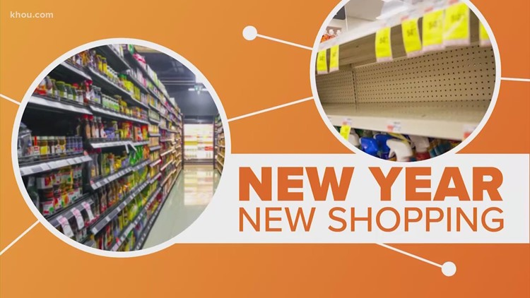 Shopping habits expected to change in 2021