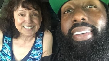 Houston rapper Trae the Truth gives ride to Sugar Land woman wading in high water