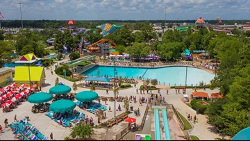 The best water parks in the Houston area