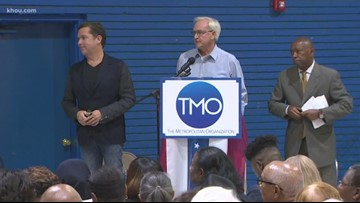 Houston mayoral candidates discuss flood prevention, illegal dumping and Harvey recovery