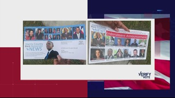 Verify: Who sent political ads through the mail and are they real?