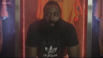 Harden joins ownership group of Dynamo and Dash