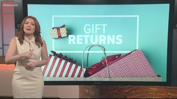 What are your options for returning those unwanted gifts?
