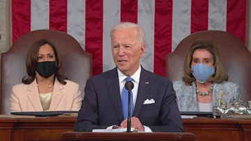 President Joe Biden delivers first joint address to..
