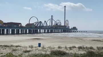 Galveston public beaches closed until April 5