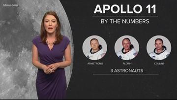 Brandi Breaks It Down: Apollo 11 by the numbers
