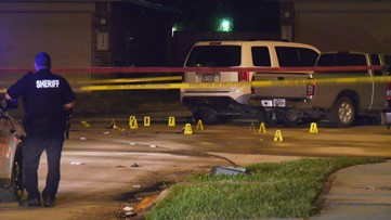 Teen killed in shooting outside Channelview home