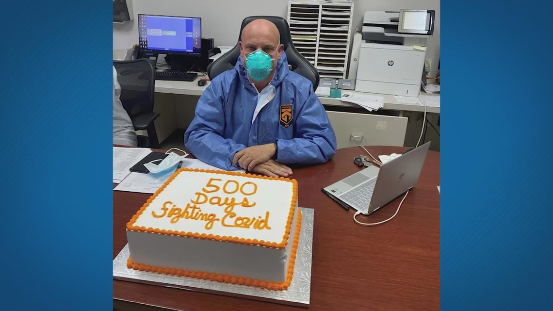 'I am exhausted'   UMMC marks 500 days treating patients in the COVID-19 ICU