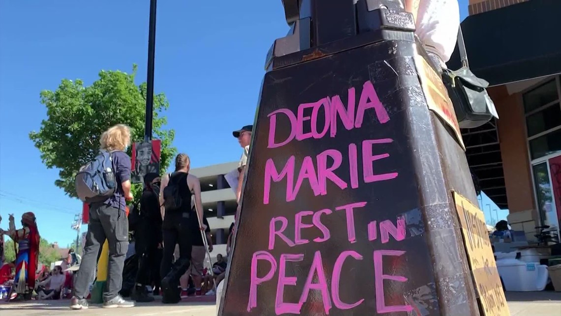 Woman killed when driver crashed into Minneapolis protesters ID'd   Top headlines for Tuesday