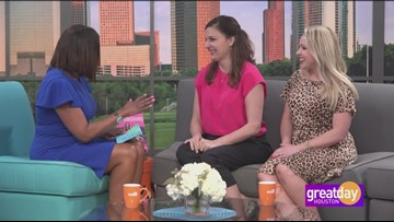 """""""I Mom So Hard"""" YouTube stars share the laughs on Great Day Houston"""