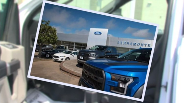 Classic Ford pickups fetching as much as $50,000 amid computer chip shortage