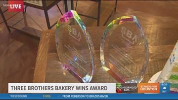 Neighborhood Eats:  Three Brothers Bakery wins award