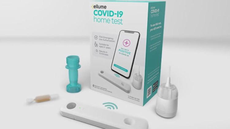 COVID home tests accepted for international flights to US, CDC says