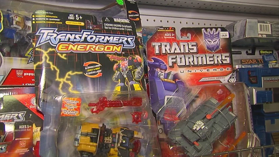 Gen X finding some of their childhood toys, trading cards now worth thousands