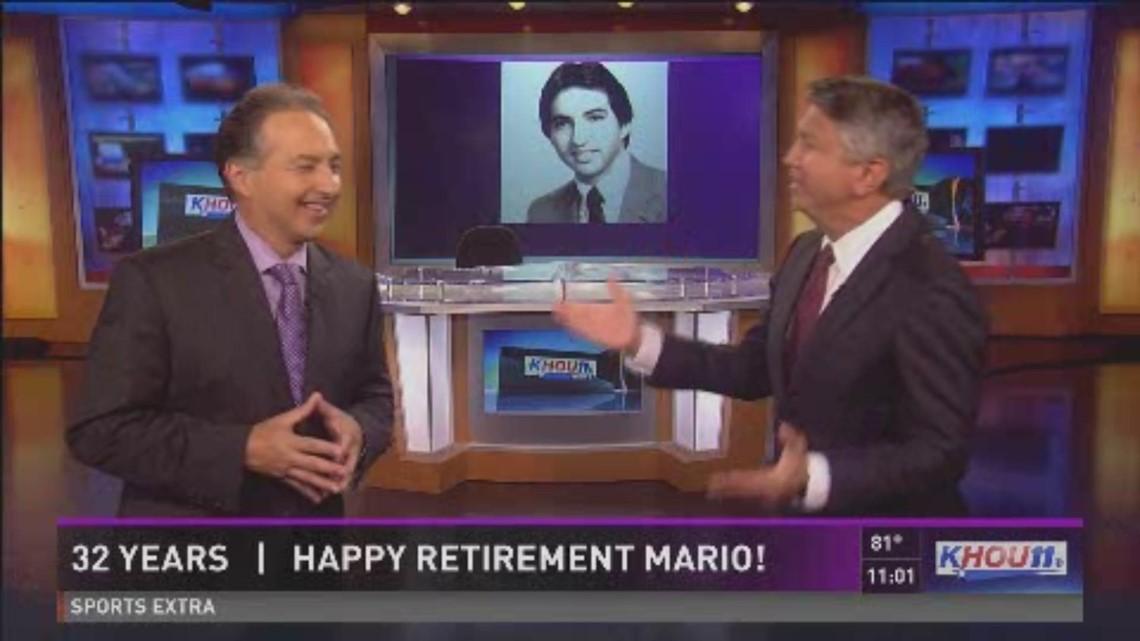 happy retirement  meteorologist mario gomez