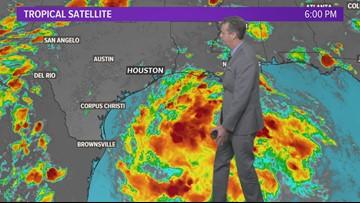 Thursday 7 pm weather radar forecast update