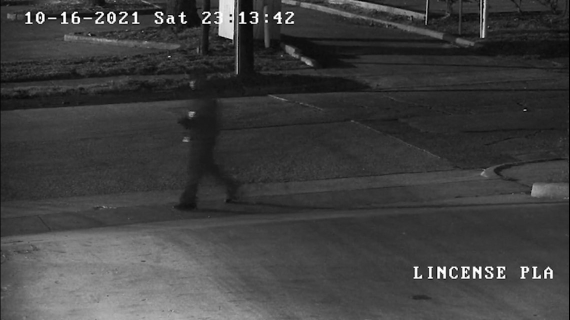 HPD: Surveillance video shows suspect in deadly shooting at SE Houston ATM