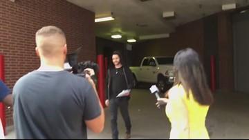 RAW VIDEO: Cody Wilson, 3D printed-gun designer, released from Harris County Jail