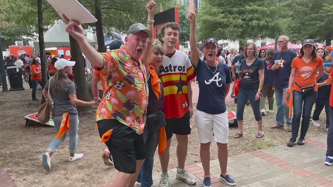 Family feud | Astros-Braves World Series is the perfect matchup for this family