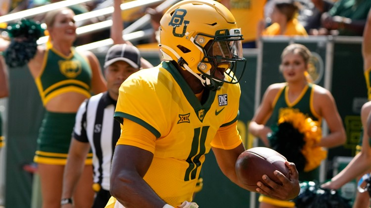 Baylor beats No. 14 Iowa St 31-29 after failed 2-point try