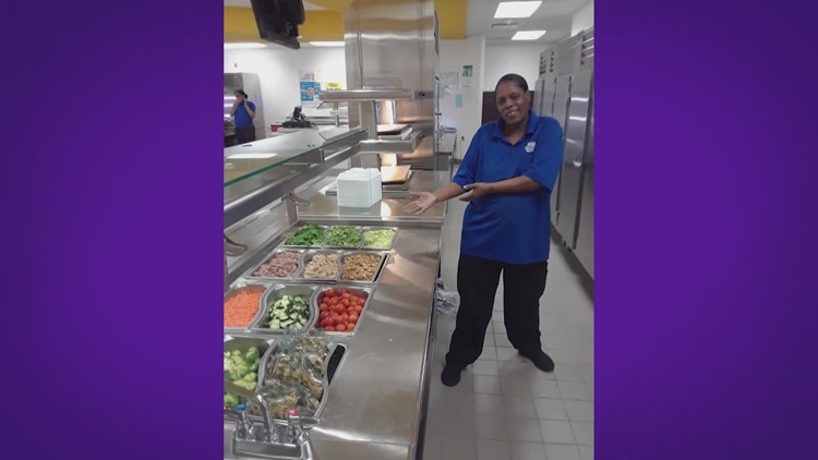 'It's no joke living from paycheck to paycheck': HISD food service attendants face pay cut