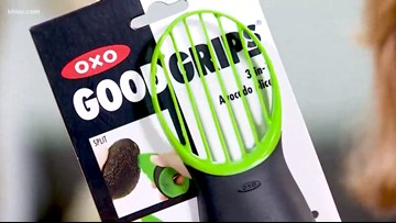 Watch the 3-in-1 avocado slicer in action!