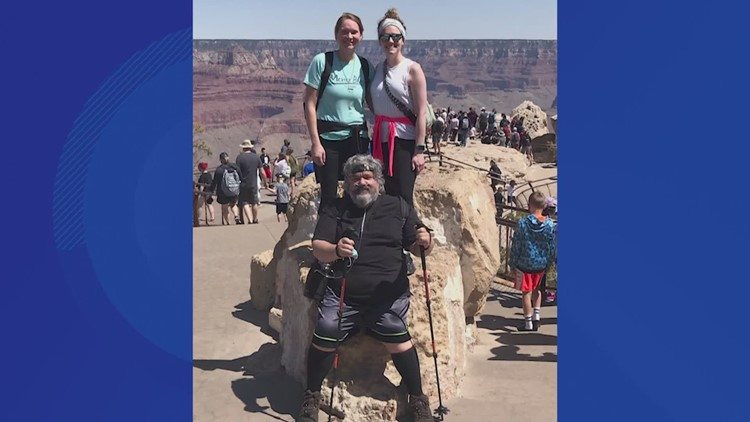 From the ICU to the Grand Canyon: ER doctor makes incredible recovery from COVID-19