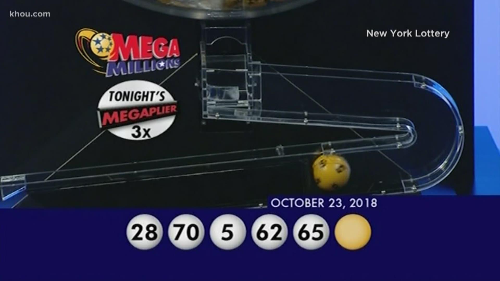 Only one ticket won last night's $1.5 billion Mega ...