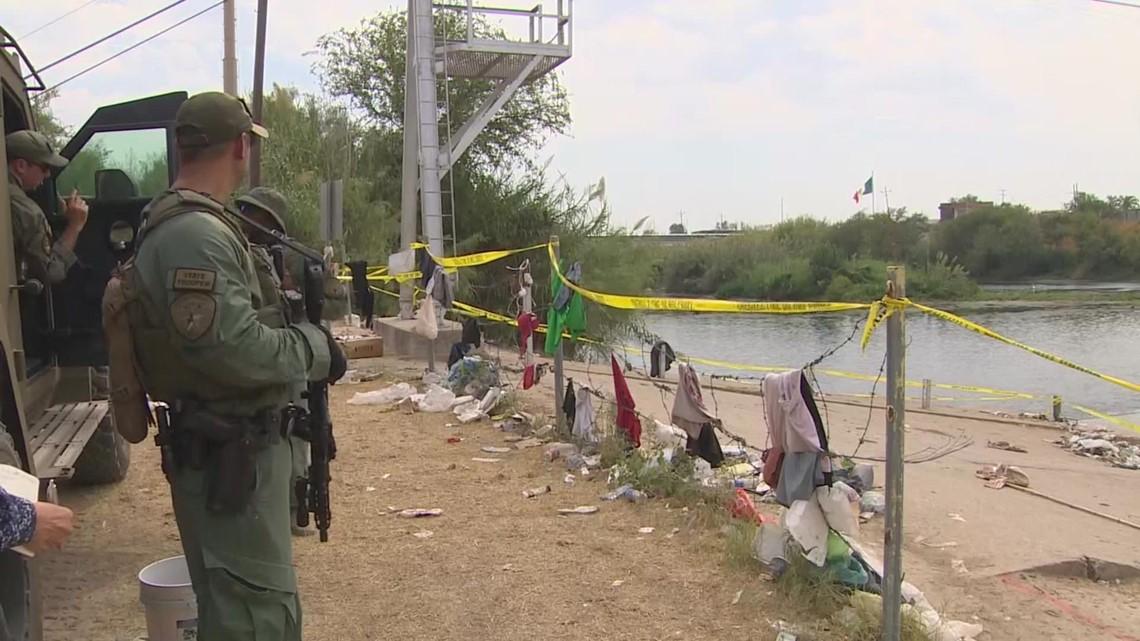 Haitian migrants in Texas: More than 8,000 migrants remain under Del Rio bridge