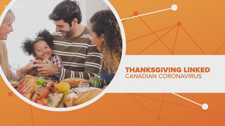 A Canadian Thanksgiving warning for Americans | Connect the Dots