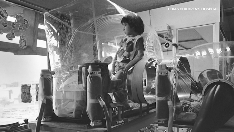 David Vetter, the 'boy who lived in a bubble,' would've turned 50 Tuesday